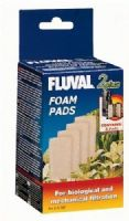 Fluval 2+ Plus Foam Pad Sponge Filters Genuine Product Pack of 4 X3